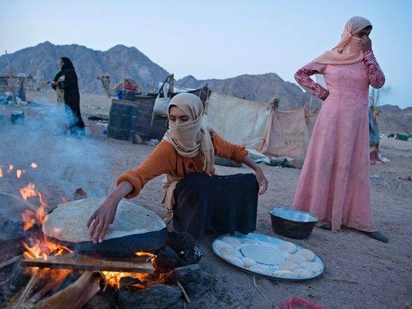 Dahab – Kampung Badui