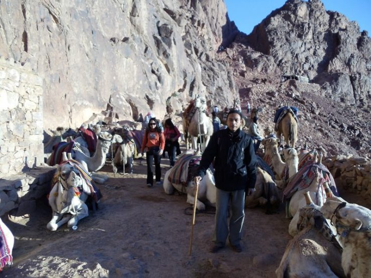 Gunung Sinai – Tempat Turunnya Taurat
