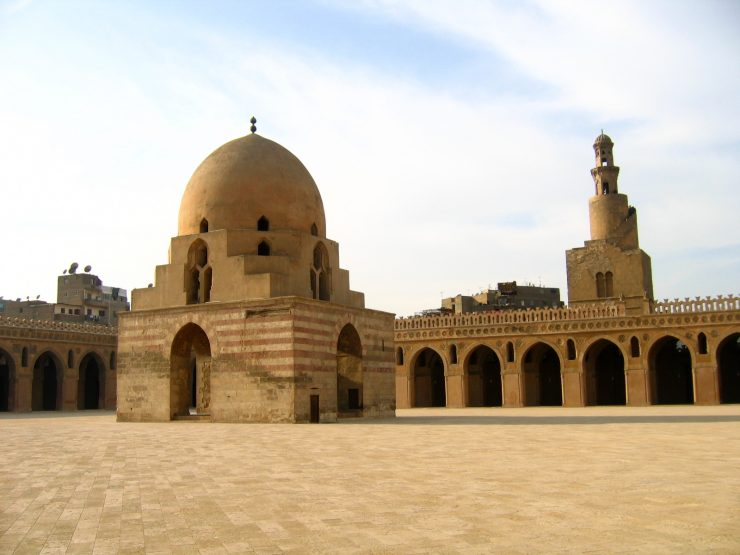 Masjid Ibnu Tulun – Al Madyan