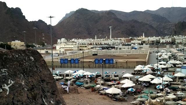 Ziarah ke Jabal Uhud
